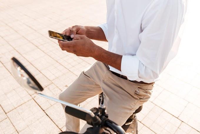 การเลือกซื้อที่ยึดโทรศัพท์มือถือ สำหรับมอเตอร์ไซค์