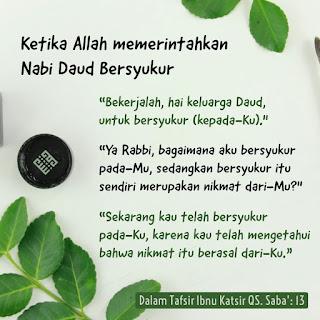 Tafsir Saba' ayat 13