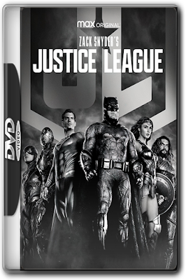 Zack Snyder's Justice League [2021] [DVDR] [Latino]