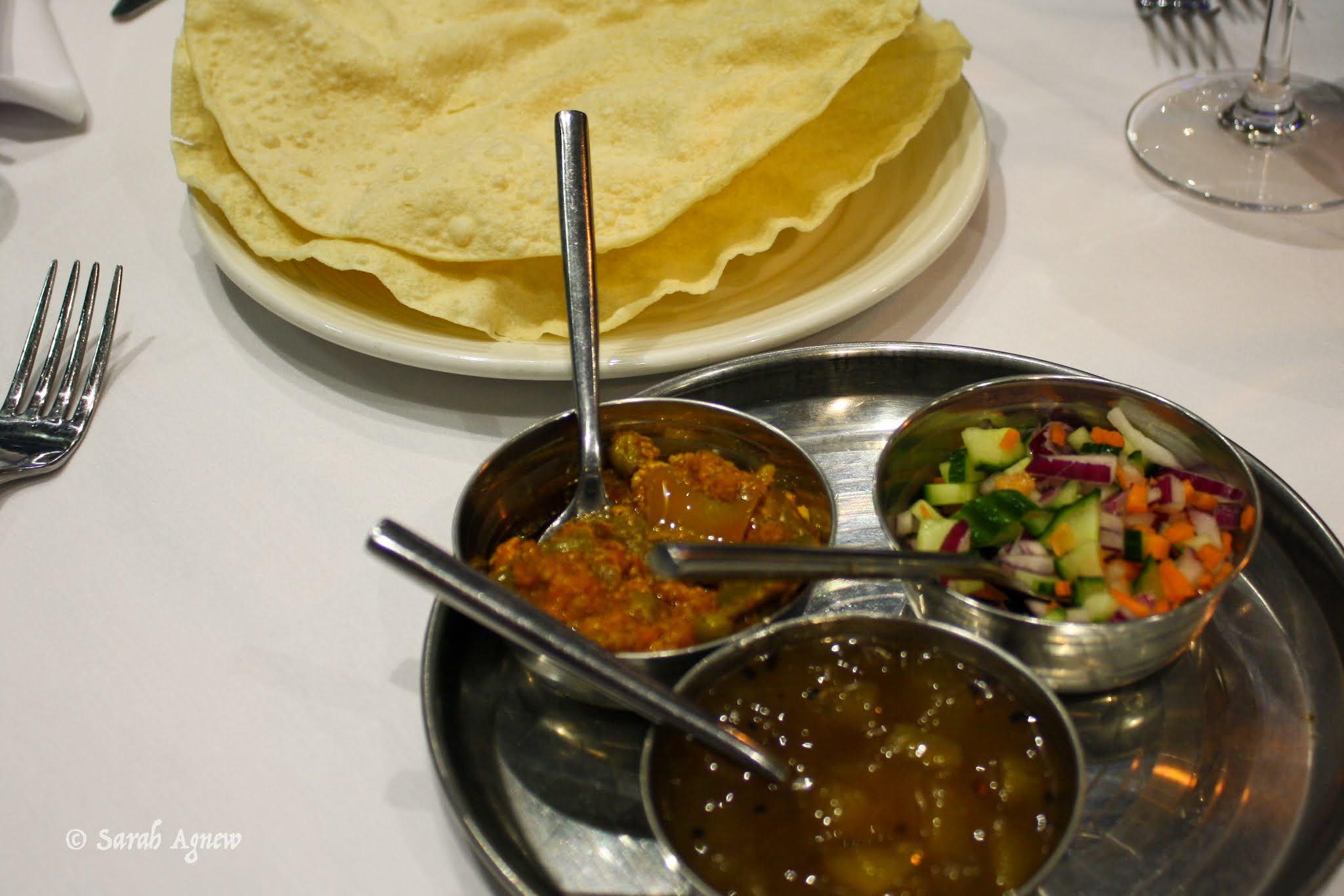Malika Indian restaurant photo by modernbricabrac