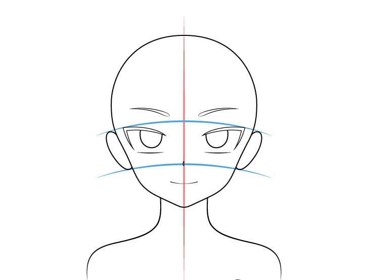 Gambar telinga gadis vampir anime