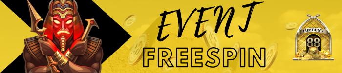 EVENT FREESPIN LUMBUNG88