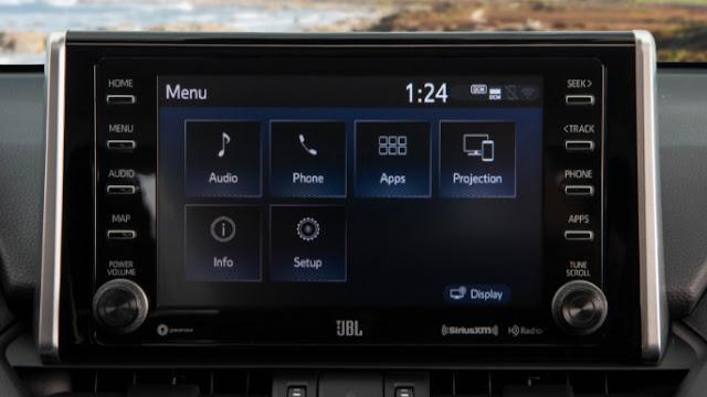 Essai du Toyota RAV4 2021