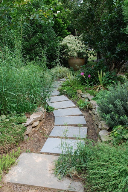 Garden Paths A Modern Look