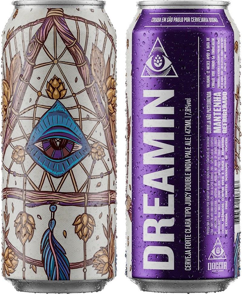Dogma lança cerveja Dreamin
