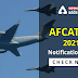 AFCAT 2 2021 Notification Out: Eligibility Criteria, Exam Pattern & Vacancies