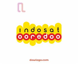 Logo Indosat Ooredoo Vector Format CDR, PNG