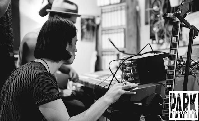 The Carnival Club EP | Birmingham Recording Studio | Park Studios JQ | outboard gear