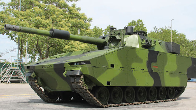 Light Tank Acquisition Project of the Philippine Army