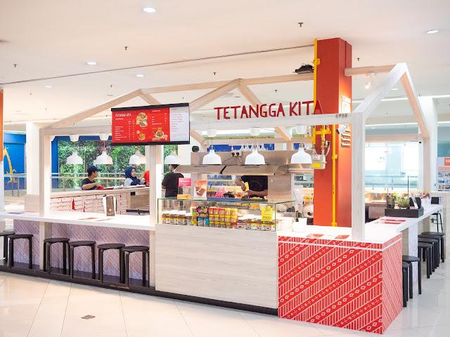 Tetangga Kita Hartamas Shopping Centre, Kuala Lumpur