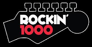 """Βίντεο με την live διασκευή των Rockin' 1000 στο τραγούδι των Nirvana """"Smells Like Teen Spirit"""""""