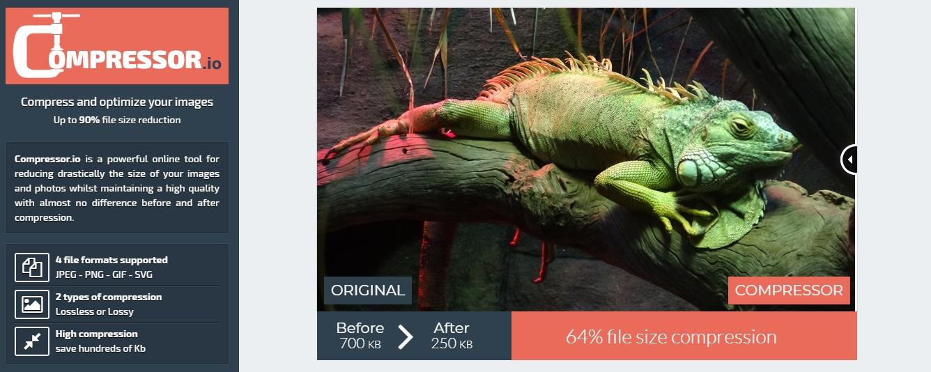 5 Rekomendasi Kompresi Gambar Secara Online Cocok Untuk ...