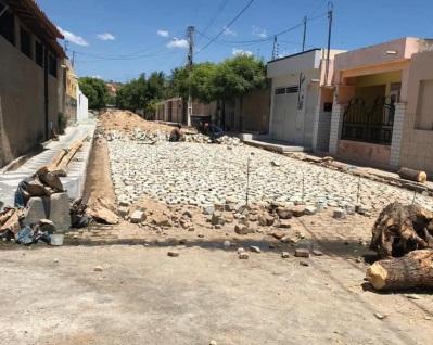 Prefeito Lielson anuncia pavimentação de novas ruas no Rosário e em bairros da cidade