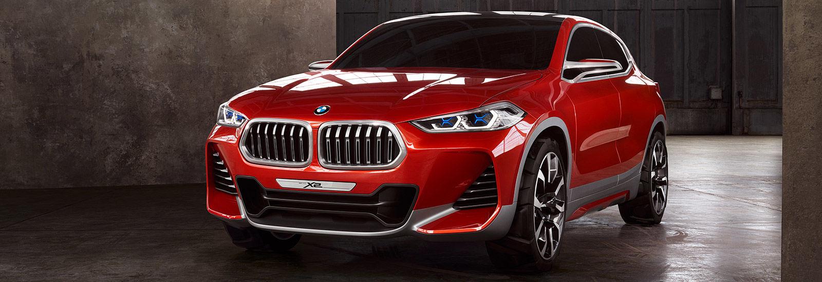 BMW X2 Motori | Gamma motorizzazioni Diesel e Benzina