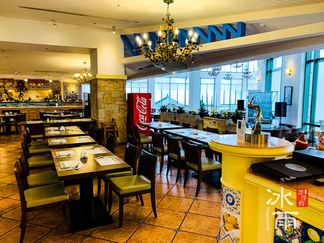 陽明山天籟溫泉會館|早餐餐廳