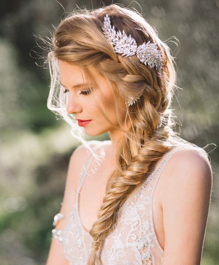 Más de 1000 ideas sobre Peinados Recogidos De Lado en Pinterest  - Peinados A Un Lado Para Bodas