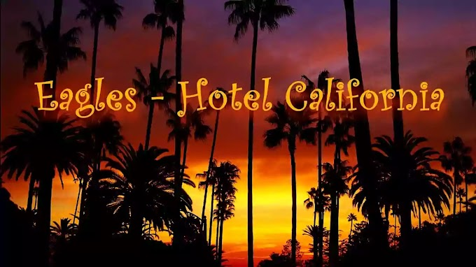 HOTEL CALIFORNIA LYRICS — EAGLES | NewLyricsMedia.Com