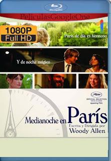 Medianoche en París (2011) [1080p BRrip] [Latino-Inglés] [GoogleDrive]