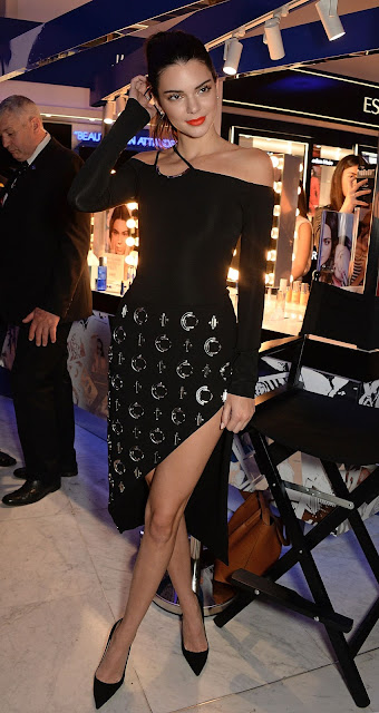 Kendall Jenner – Launch of 'The Estee Edit' at Selfridges in London