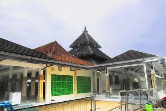 Ayo Ke Masjid Masjid Sunan Kalijaga Kadilangu Demak
