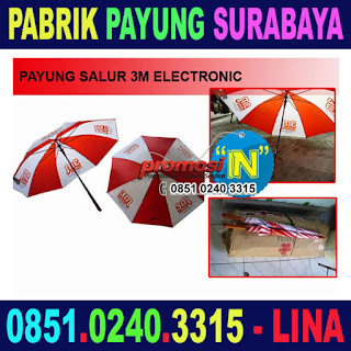 Payung Salur - Pabrik Payung Surabaya Murah Grosir