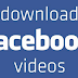 Cara mendownload video di Facebook tanpa Software