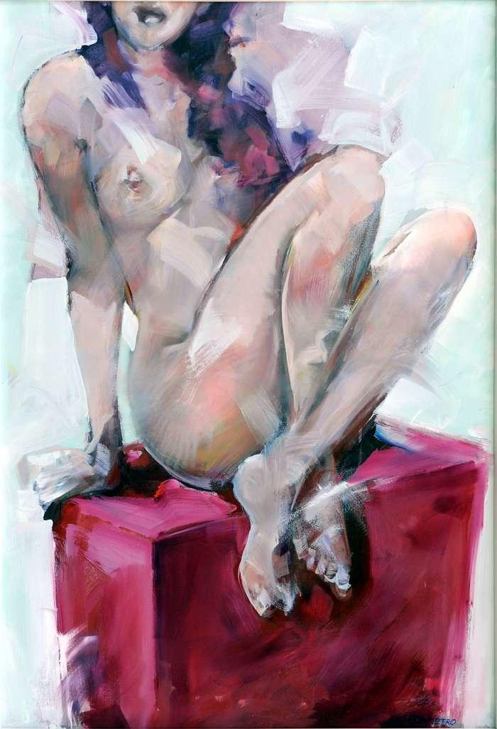 Скептическое искусство. Stefano Sampietro