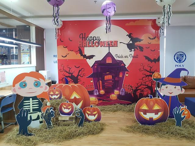 Dịch vụ trang trí Halloween 2020 tại Hà Nội
