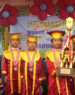 jual toga wisuda anak terlengkap di gianyar Bali
