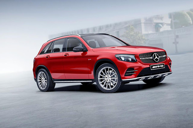 Mercedes AMG GLC 43 4MATIC 2017