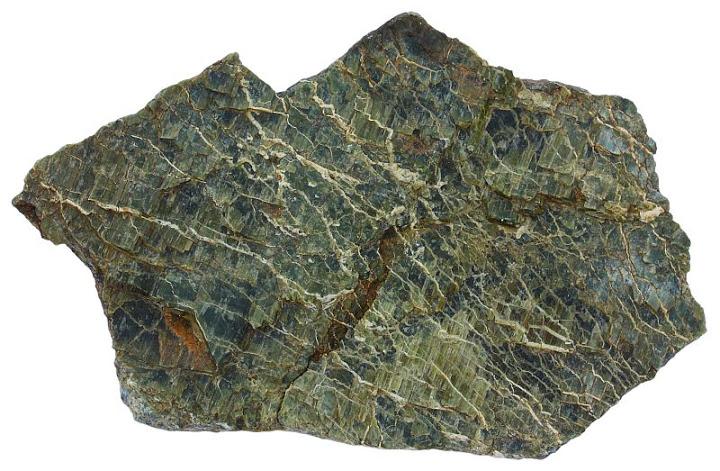 احجار بيريدوتيت Peridotite موسوعة هل تعلم