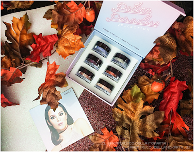 review box POTION PARADISE OMBRETTI CREMA NABLA CREME SHADOW
