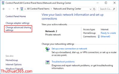 """Khắc phục lỗi không bật được """"Turn on network discovery"""" thành công 100%-5"""