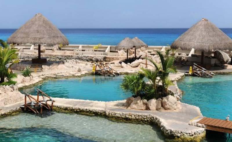 Mexican Caribbean, Cozumel, Mexico