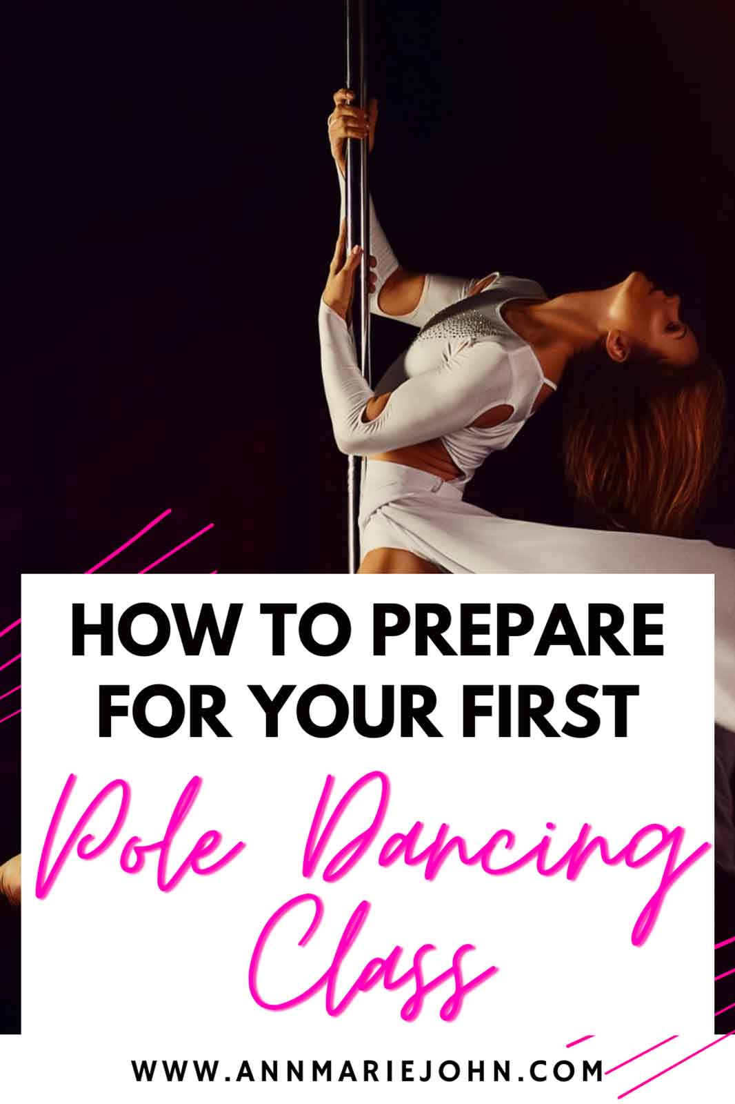 How to Prepare for Your First Pole Dancing Class