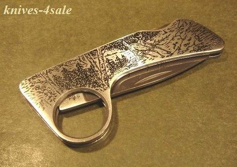 Knives 4sale Parker Cut Co Japan Redneck Ii Deer Buck