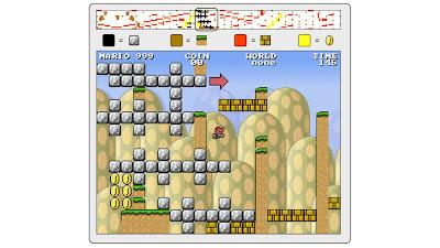Super Mario Level Generator