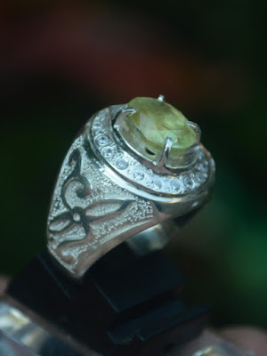 sapphire corundum