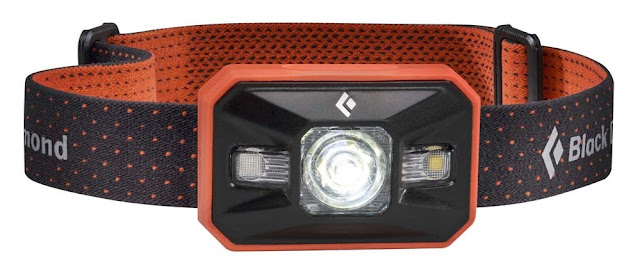 17 camping gift ideas - headlamp by Black Diamond