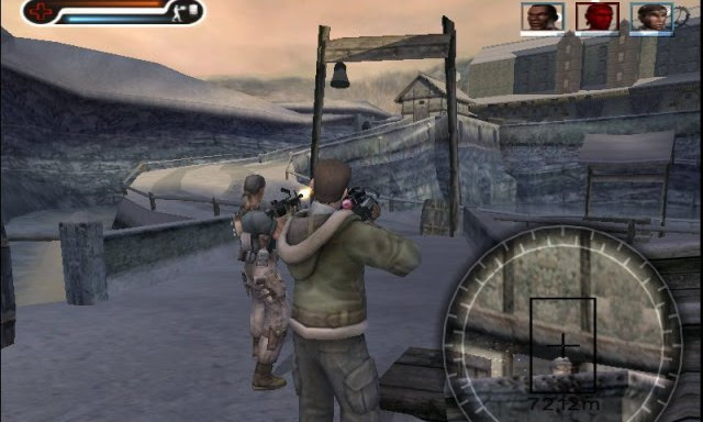 Second Sight Game PC