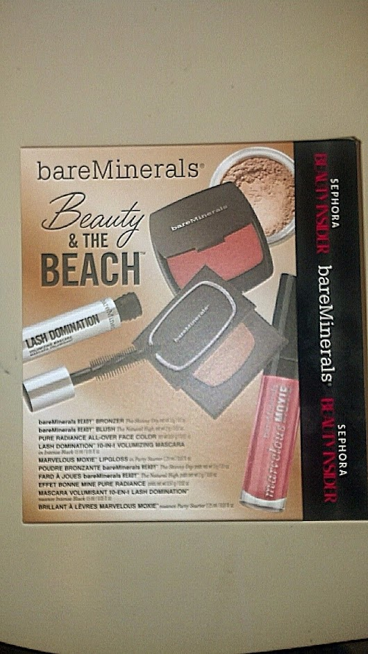 Bare Minerals Beauty and the Beach Review
