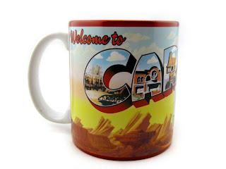 pixar cars mug