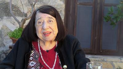 Αφιέρωμα της ΕΡΤ στη μνήμη της Κατερίνας Αγγελάκη-Ρουκ