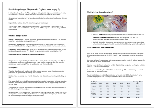 essay on love food hate waste campaign