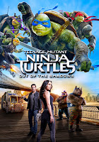 Teenage Mutant Ninja Turtles: Out of the Shadows 2016 Dual Audio Hindi 720p BluRay