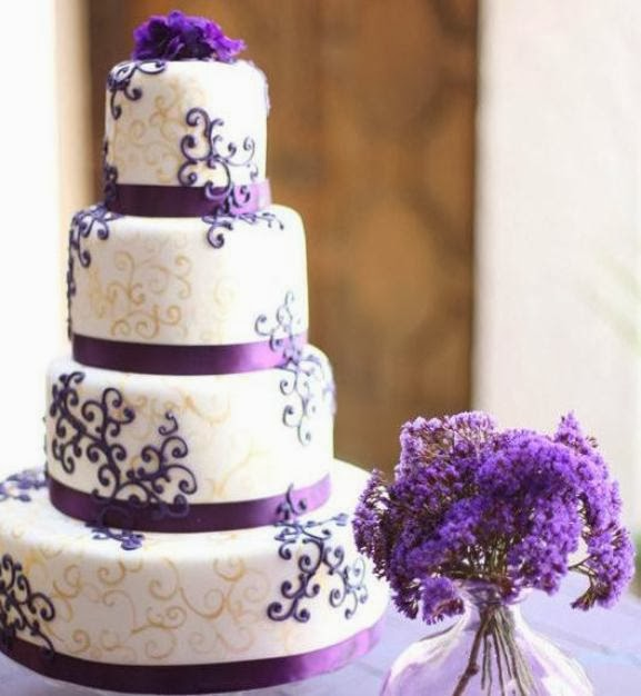 Memorable Wedding: Add A Unique Touch With A Purple