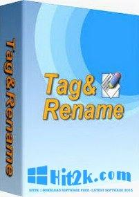 Tag & Rename 3.9.6 Unlock Code Full Version