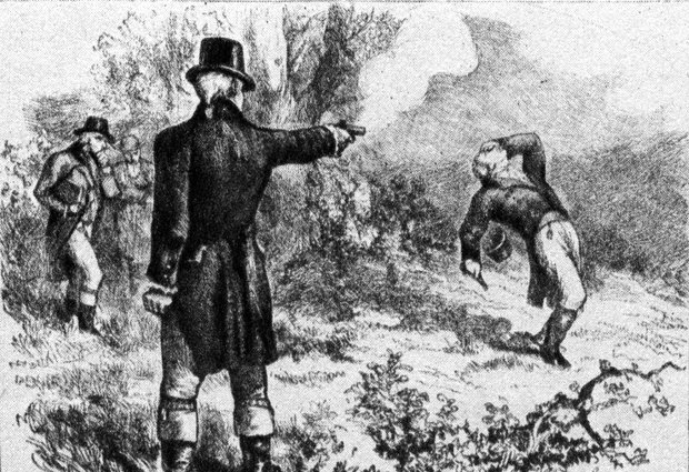 was aaron burr a bad guy We tend to forget it now, but aaron burr, a truly bad person, came very close to  becoming president the results of the 1800 election were.