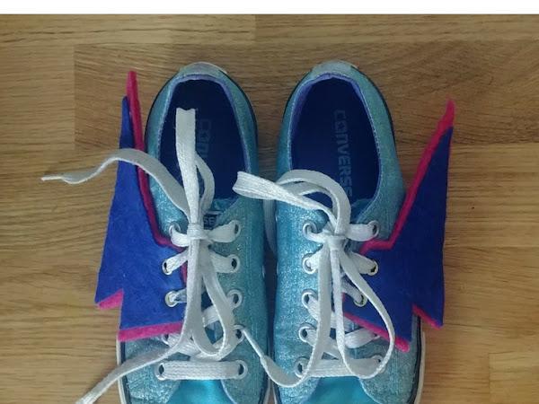 Back to School #7 : Des Chaussures de Super-Héros