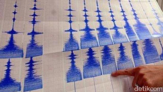 Gempa Guncang Sejumlah Daerah di Indonesia, Warga Berhamburan Keluar Rumah